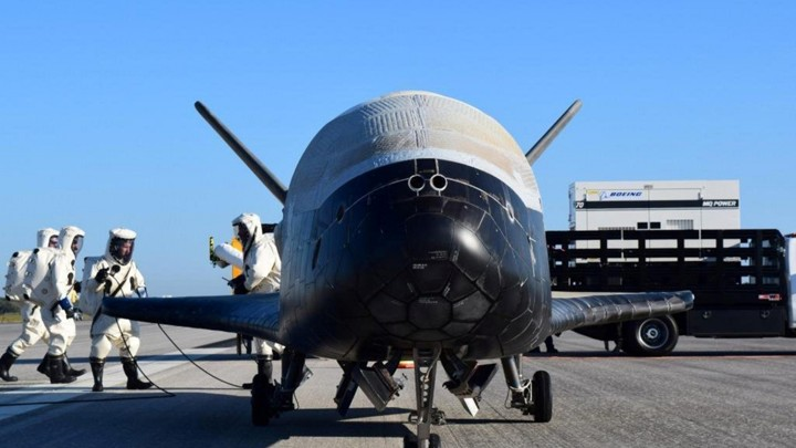 What Is America's Secret Space Shuttle For? - The Atlantic