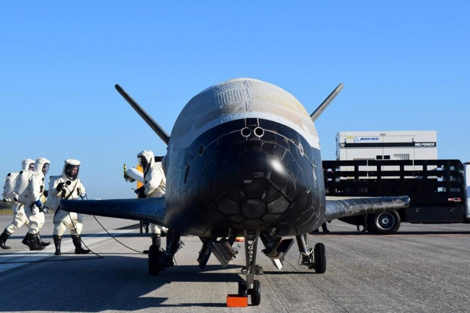 space shuttle usaf - photo #10