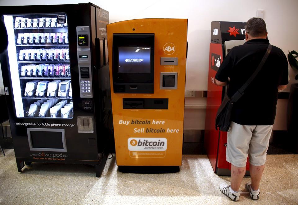 Australia bitcoin atm