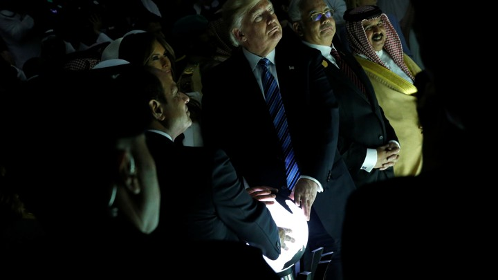 So, What Was the Deal With the Orb? - The Atlantic