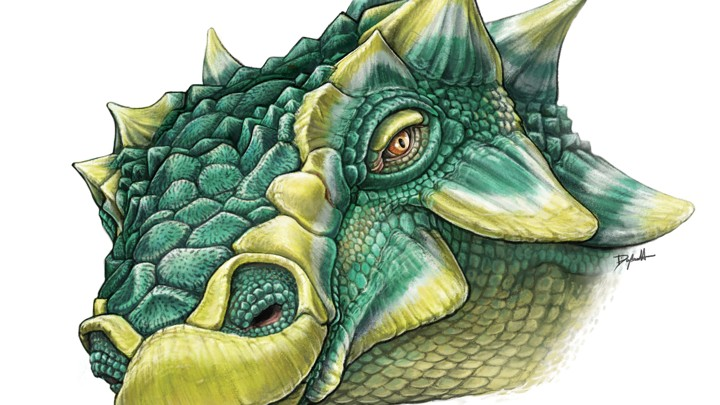 meet zuul the dinosaur named after the ghostbusters monster the