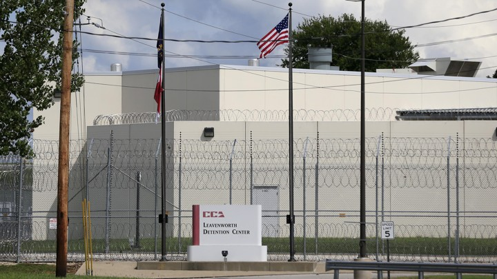 After reviewing its investments, one foundation discovered it was supporting the nation's largest private prison operator.