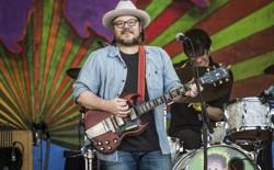 Jeff Tweedy at 2017 New Orleans Jazzfest