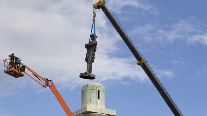 New Orleans What Do We Do Now We Focus >> Mayor Mitch Landrieu S Speech On Confederate Monuments The