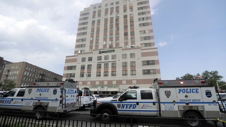 A Shooting in a New York City Hospital - The Atlantic