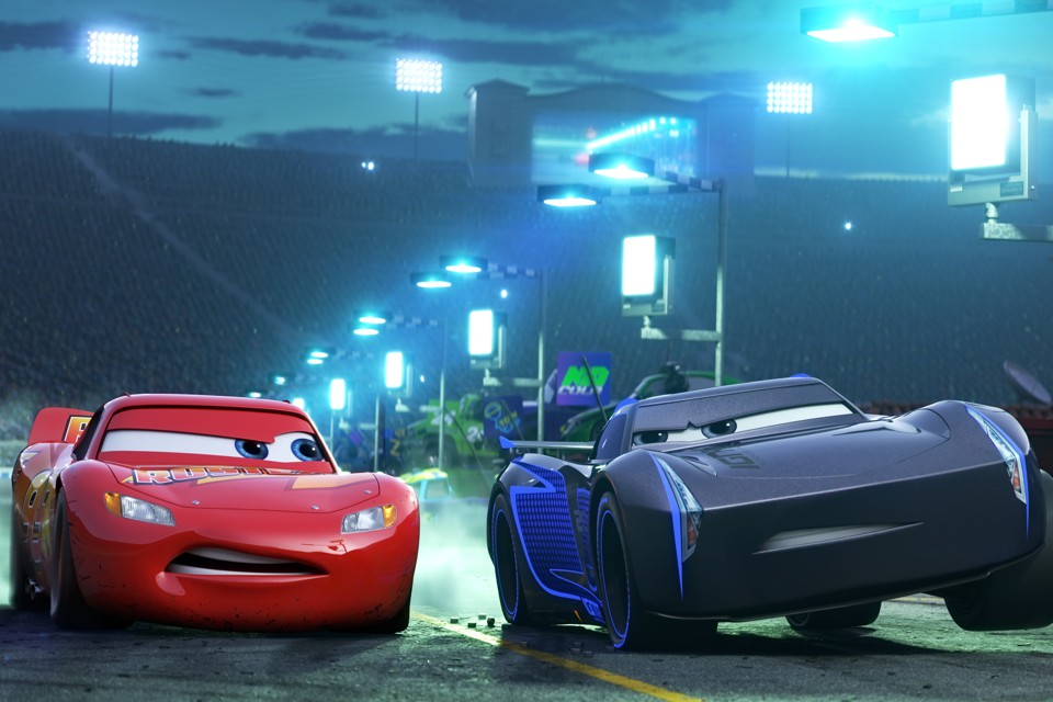 Movie Review Is Pixar Running Out Of Gas With Cars The
