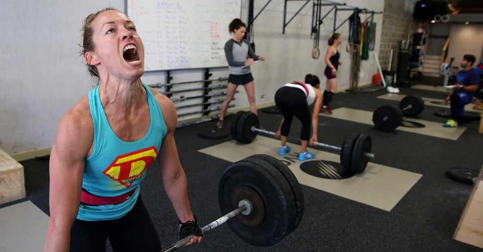 The Church of CrossFit