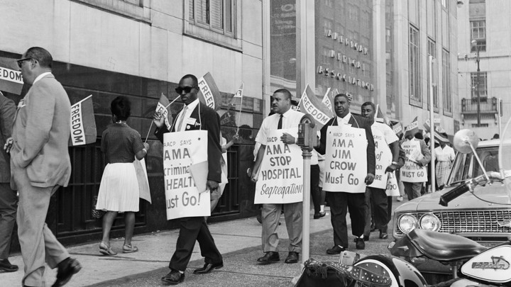 The Civil Rights Movement Led The Fight For Universal Health Care
