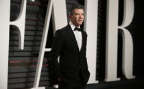 Travis Kalanick attends the 89th Academy Awards in February 2017