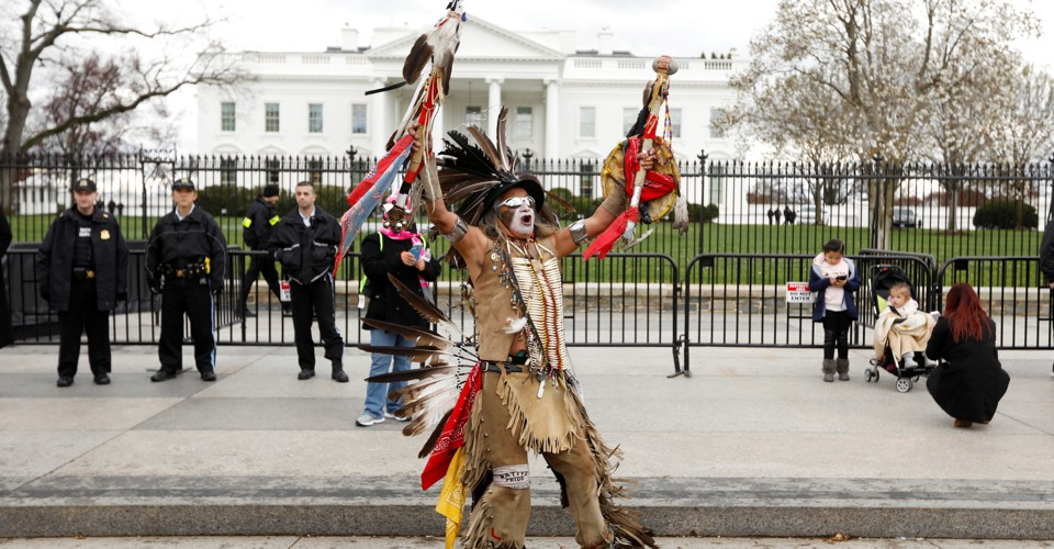 Standing Rock Sioux Claim 'Victory and Vindication' in ...