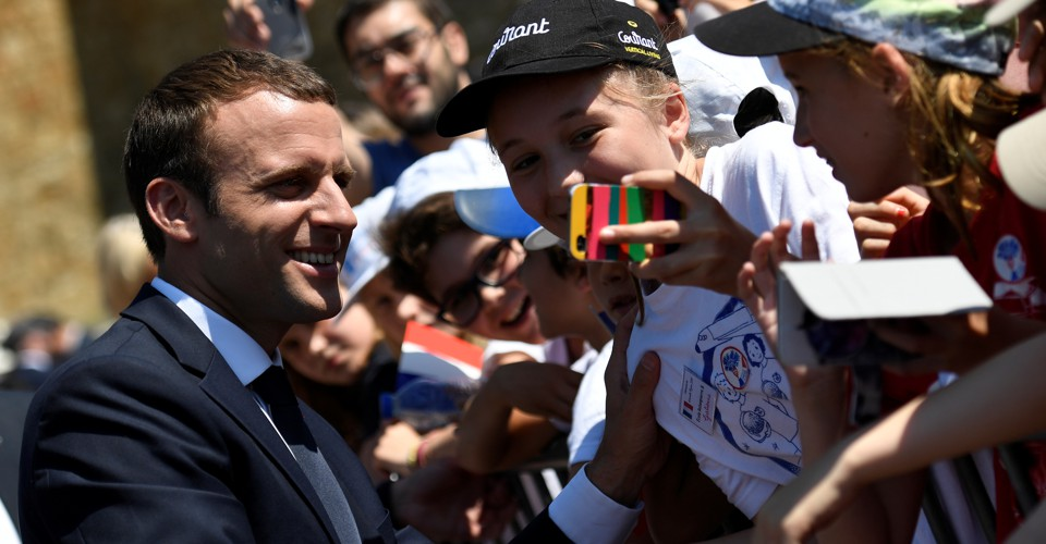 Macron Wins Big in the Parliamentary Elections