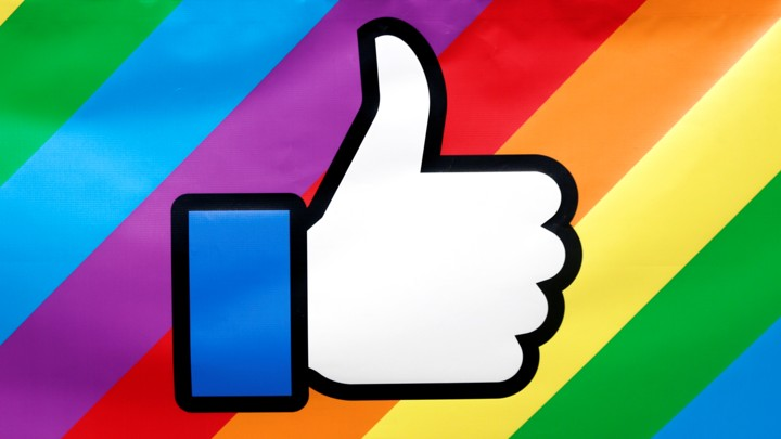 How Does Facebook Decide Who Gets to Use Its 'Pride