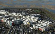 The headquarters of Facebook in Menlo Park, California