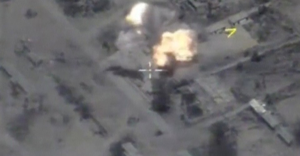 What Is Putin Up To in Syria?
