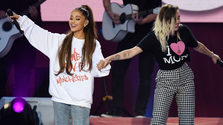 Ariana grandes one love manchester concert was a show of resilience reuters handout photo m4hsunfo