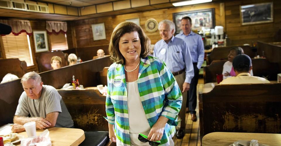 Handel Defeats Ossoff in Georgia's Special Election