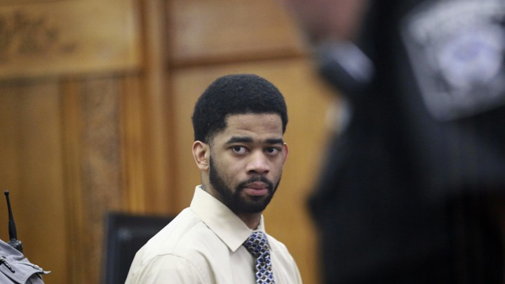 Heaggan-Brown appears in Milwaukee County Court on June 21, 2017.