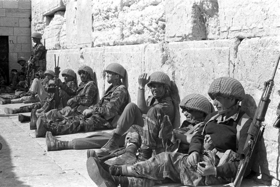 Israel's Six-Day War Was a Step Backward for Zionism - The Atlantic