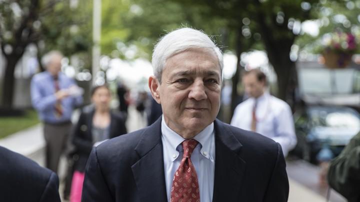 Former Penn State President Sentenced to Jail Over Sandusky