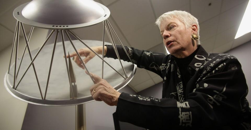 Jill Tarter, Feminist Cosmic Icon - The Atlantic