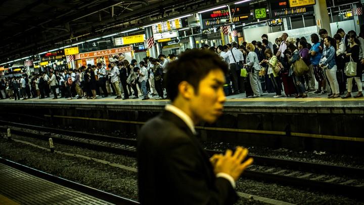 Japanese dating crisis