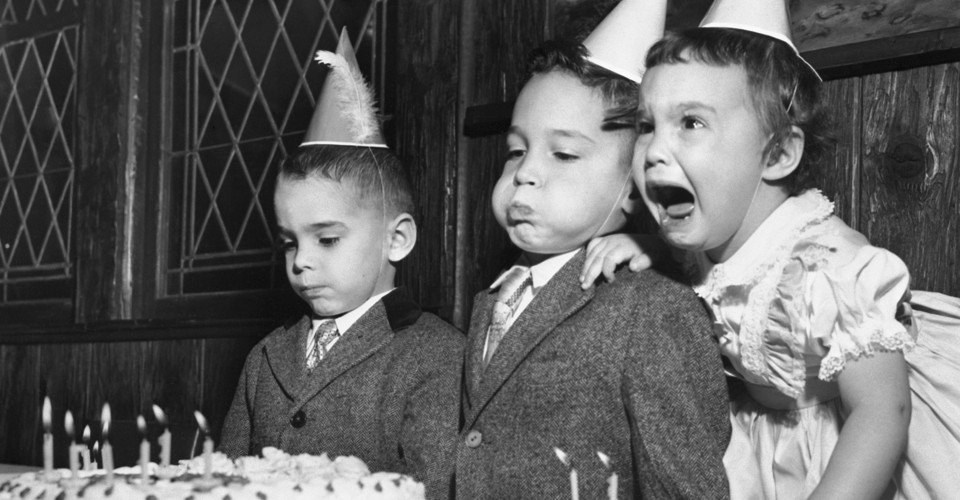 Blowing Out Birthday Candles Increases Cake Bacteria By 1400 Percent