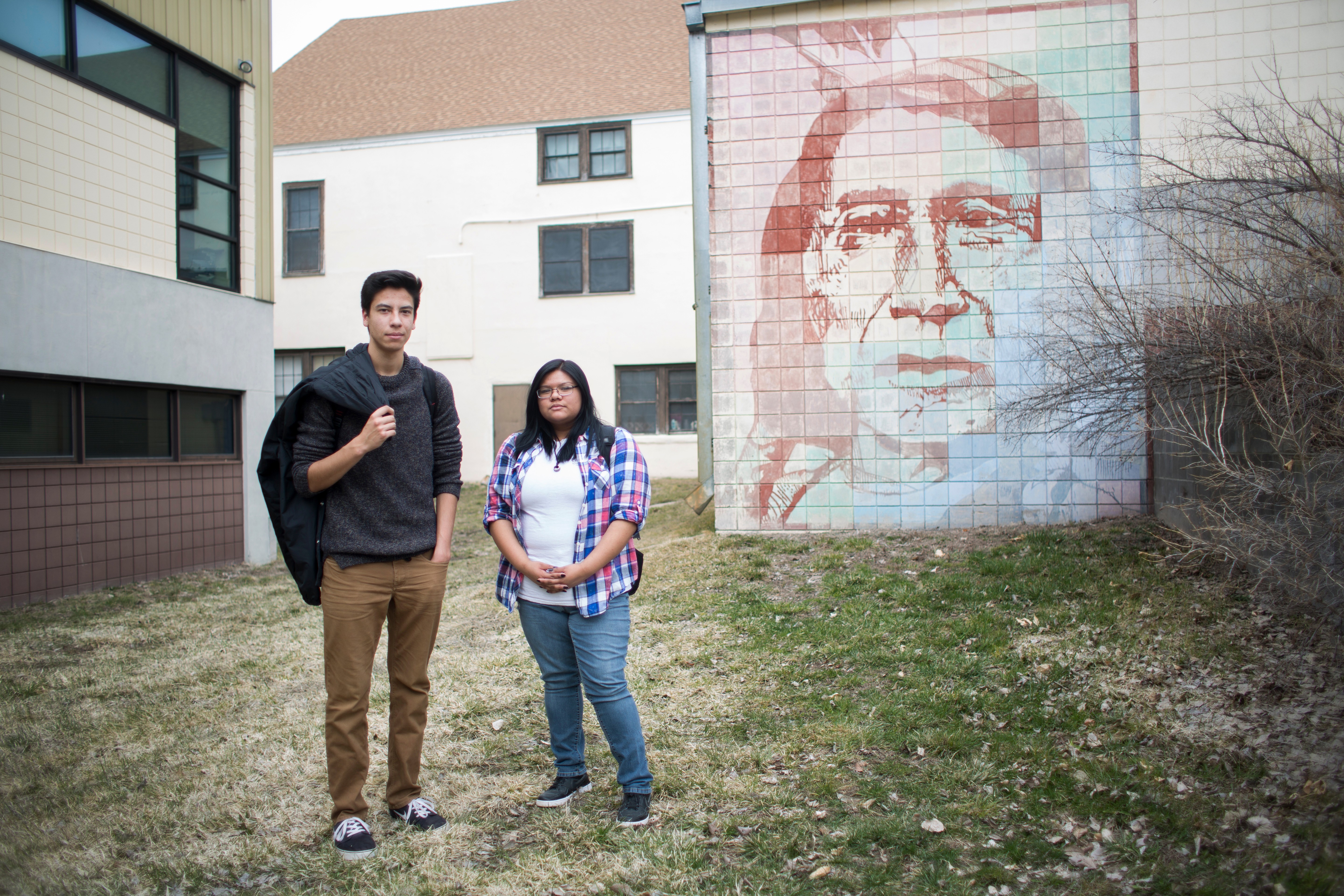 Native American Youth And Education On The Reservation The Atlantic