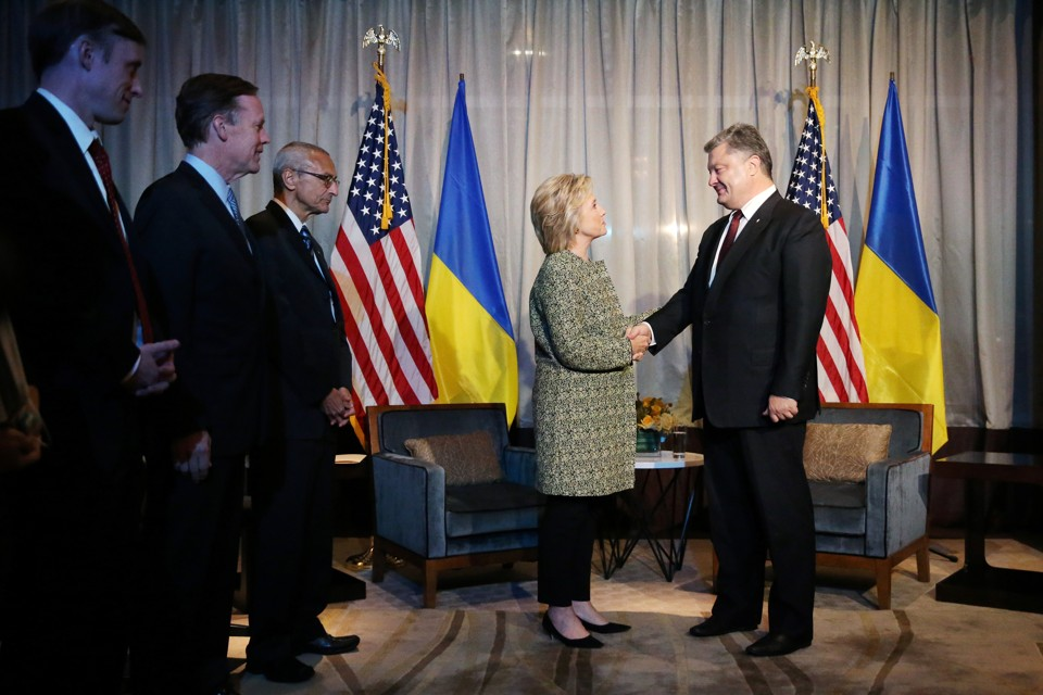 Image result for Ukrainian interference in the 2016 election