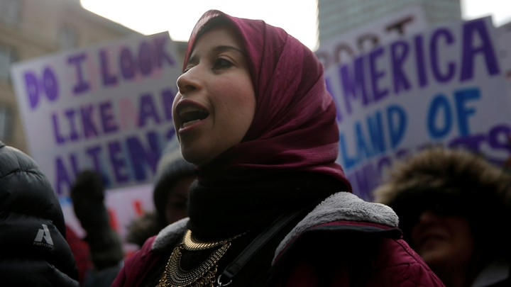 Christian man hookup a muslim woman