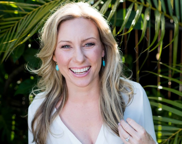 Justine Damond, also known as Justine Ruszczyk, from Sydney, Australia.