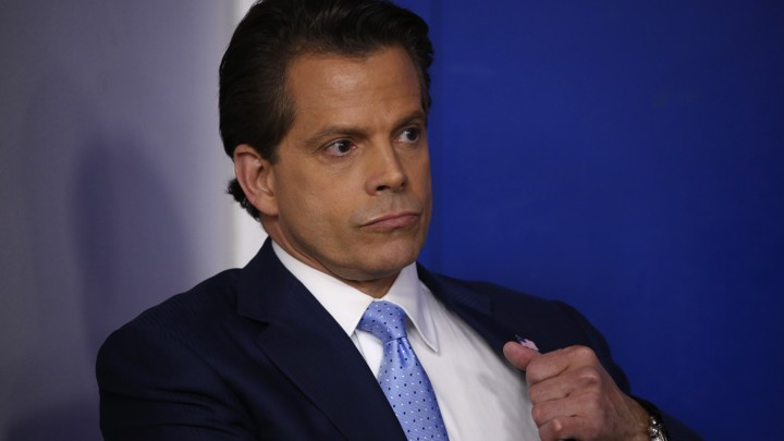 White House Communications Director Anthony Scaramucci