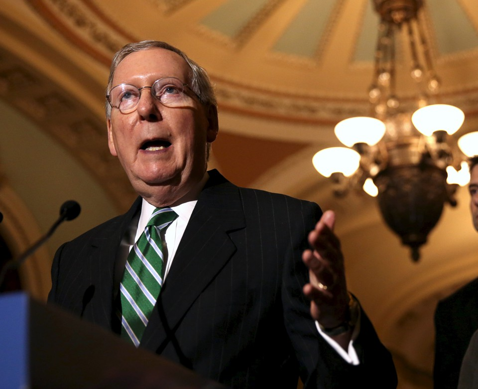 Obamacare Repeal-Only Effort Draws Republican Opposition