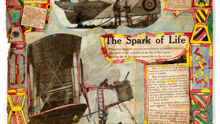 The Surreal Tale of an Airship Club That Might Never Have Existed