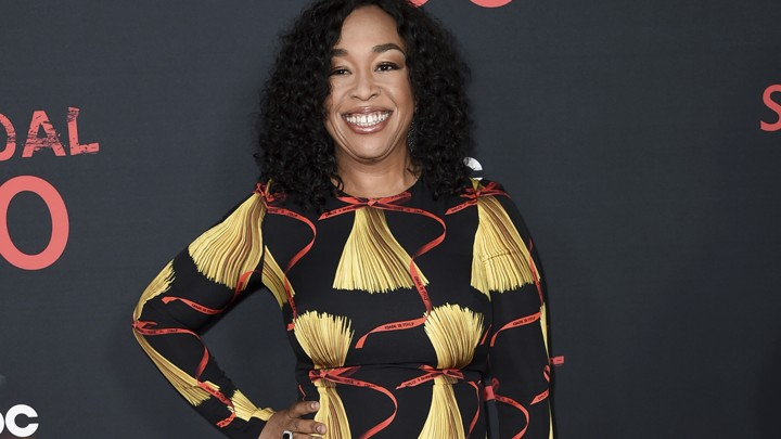 The prolific series creator and showrunner Shonda Rhimes