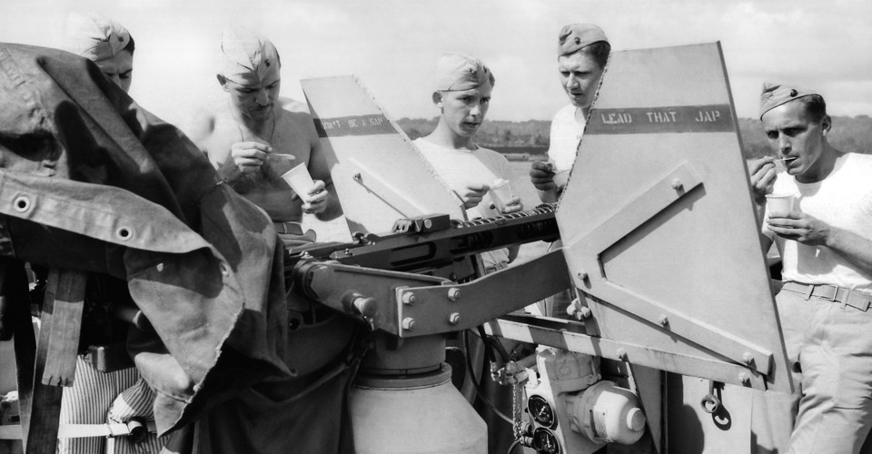 How Ice Cream Helped The Us Military At War The Atlantic