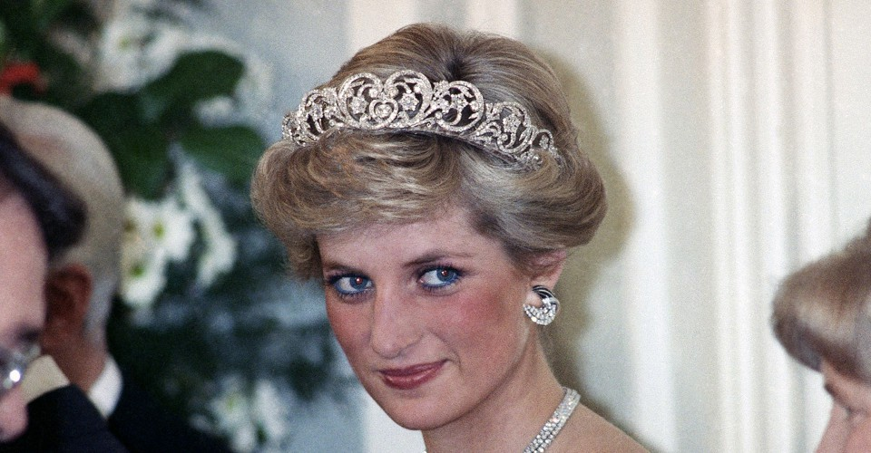 Princess Diana 20 Years Later The Atlantic