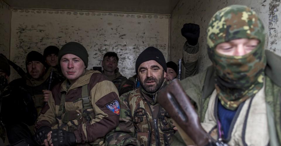 How Russia Treats Its Ukraine Veterans