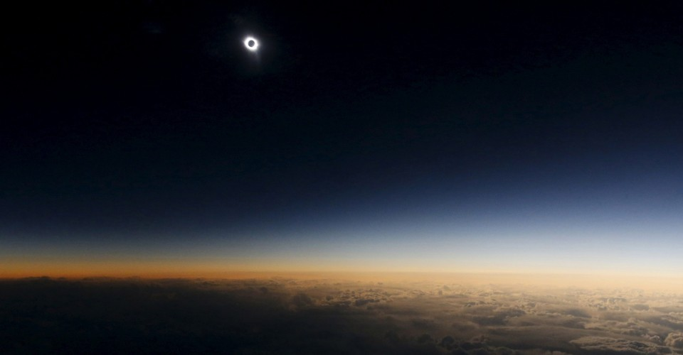 Is the solar eclipse a sign of things to come in America regarding racial issues between blacks and whites?  Almost no black people live along the path of today's eclipse.  Admittedly, I busted out laughing at the idea that the eclipse was being tied to the racial divide in this country...but many religions and traditions <em>do</em> believe there are signs/omens,/messages to be seen in nature in general, and in the sky in particular.  What say you?