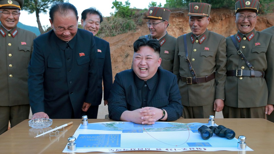 Why North Korea Is Threatening Guam The Atlantic