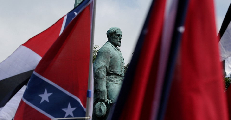 Take The Confederate Statues Down The Atlantic