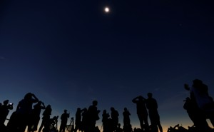Annie dillards classic essay total eclipse the atlantic a group of people watches a solar eclipse fandeluxe Gallery
