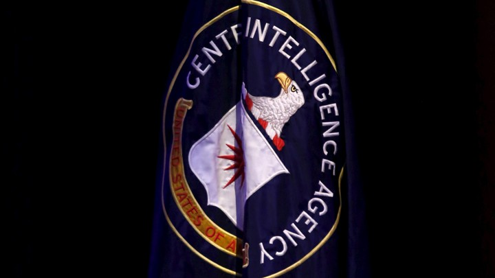 A Central Intelligence Agency flag