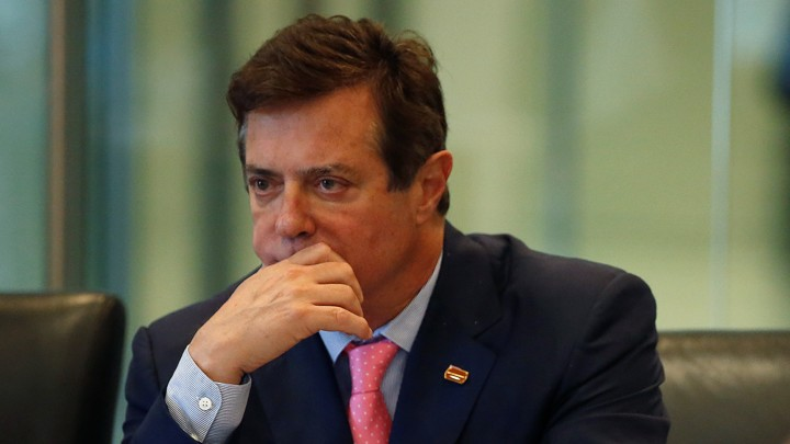 A picture of Paul Manafort