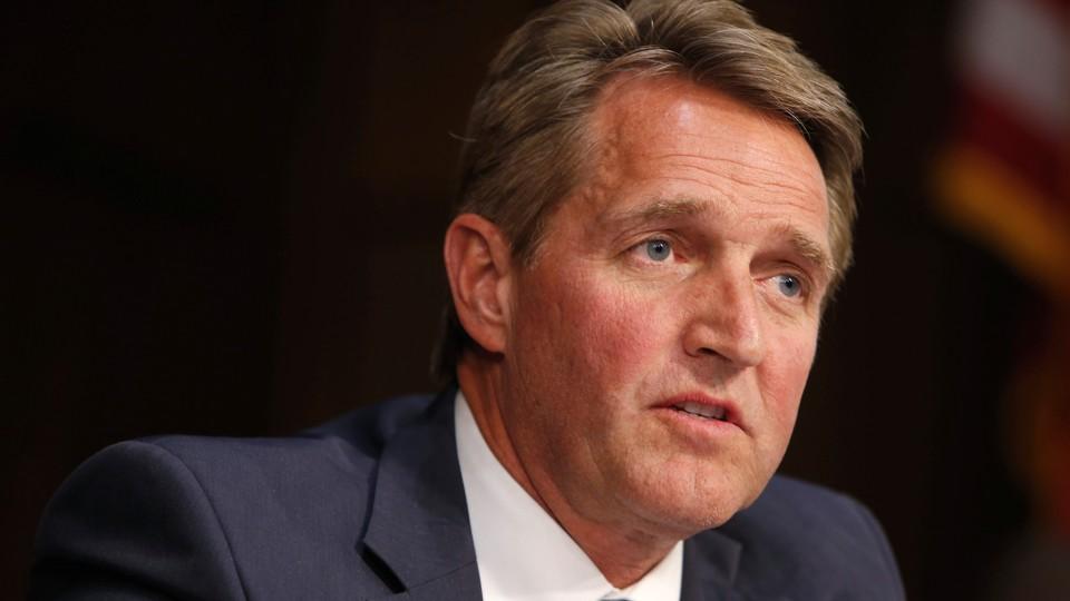 Senator Jeff Flake