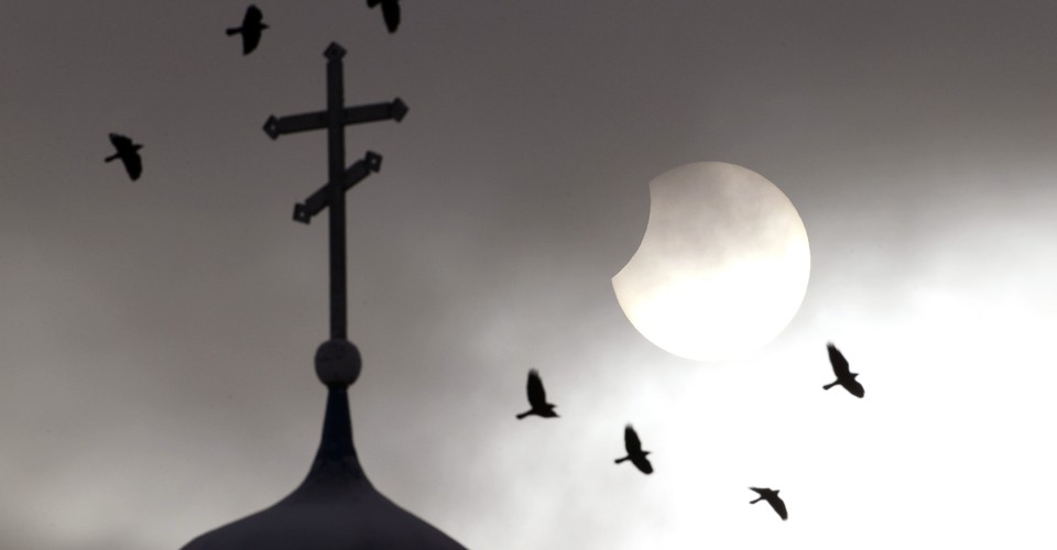 The Solar Eclipse as a Religious Experience