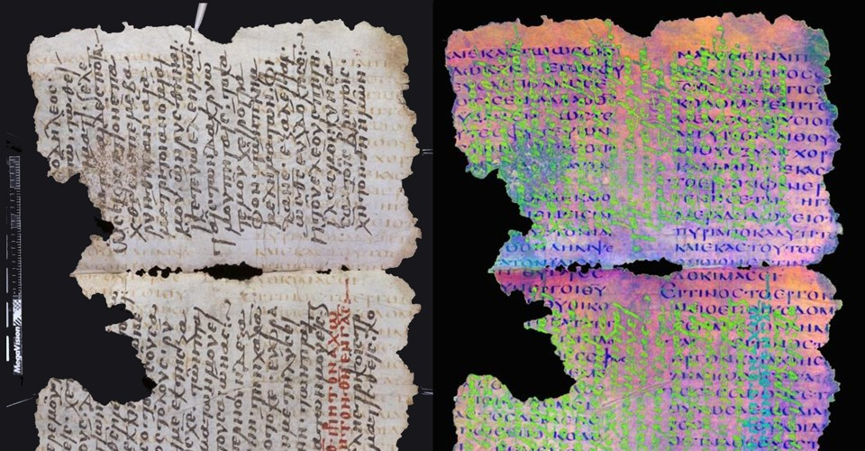 The Invisible Poems Hidden in One of the World's Oldest Libraries