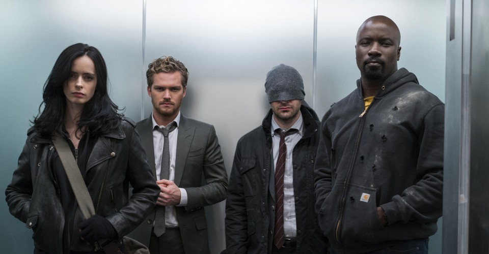 With Marvel's 'The Defenders,' a TV Universe Clicks Into Place