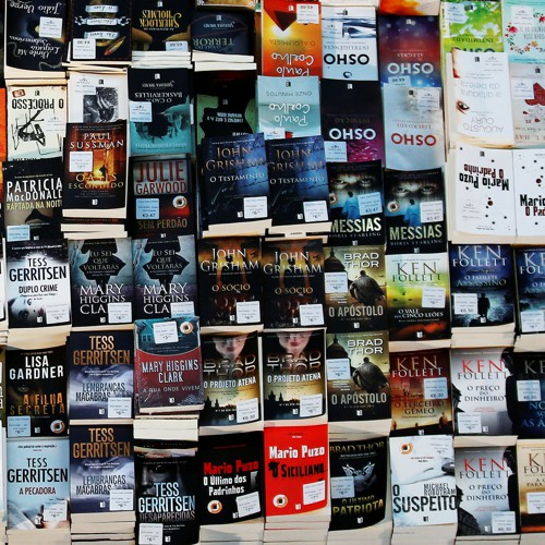 Why Men Pretend to Be Women to Sell Crime Fiction - The Atlantic