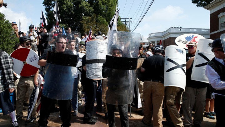 Charlottesville, Virginia protests