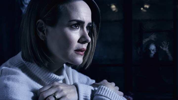 Sarah Paulson as Ally Mayfair-Richards in 'American Horror Story: Cult'